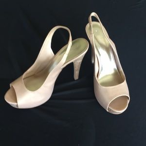 Jessica Simpson Stiletto Platform Heels